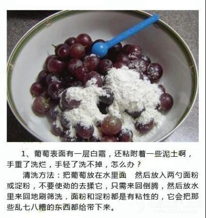 【技术图】各种水果的正确吃法-----天气干燥了