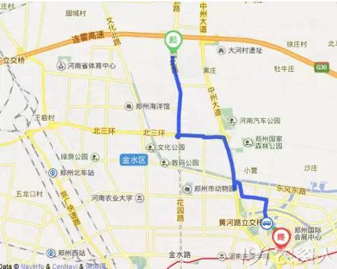 郑州长途汽车新北站