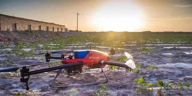 租赁模式,植保无人机行业的最后一根稻草?