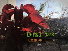 【知客】汇总2018