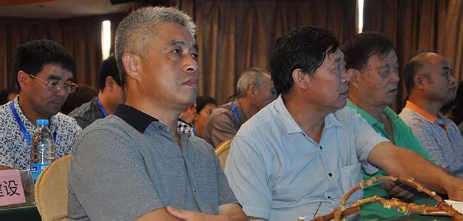 与会嘉宾:郑州果树研究所副所长:刘崇怀