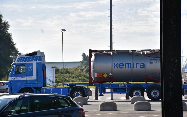 液体肥料运输车