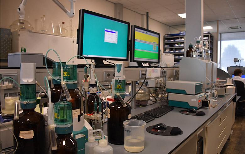 EuroliquidsB.V.科学实验室