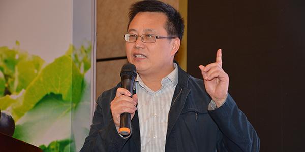 南京农业大学园艺学院副院长房经贵