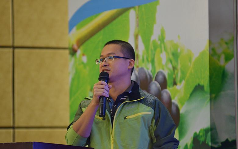 UPL丨联合磷化物中国南方区技术支持王小聪
