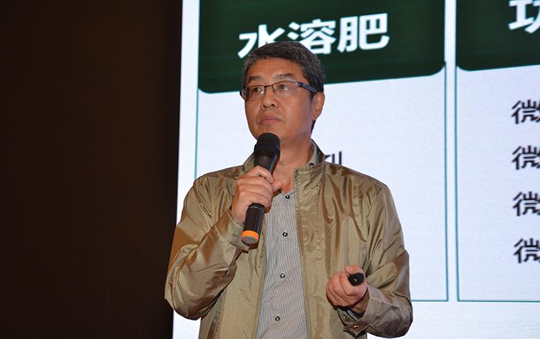微补营养植物科技有限公司公司总经理余涛