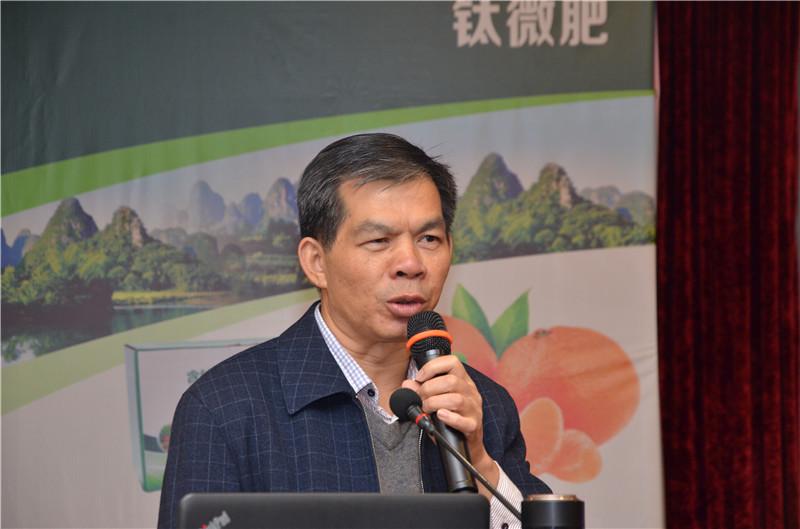 区善汉 广西特色作物研究院副院长(原广西壮族自治区柑桔研究所)