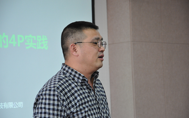托布氏(上海)植物营养科技公司董事长吴红文