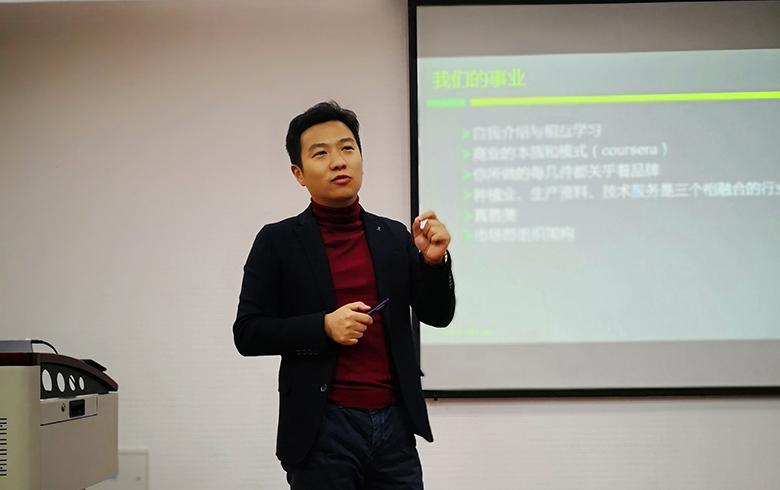 瓦拉格罗(上海)贸易有限公司总经理房栋