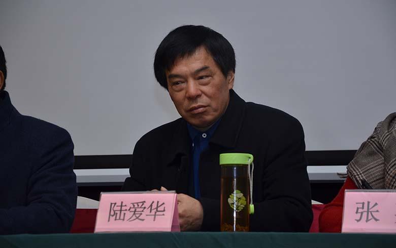 陆爱华江苏农技推广总站副站长
