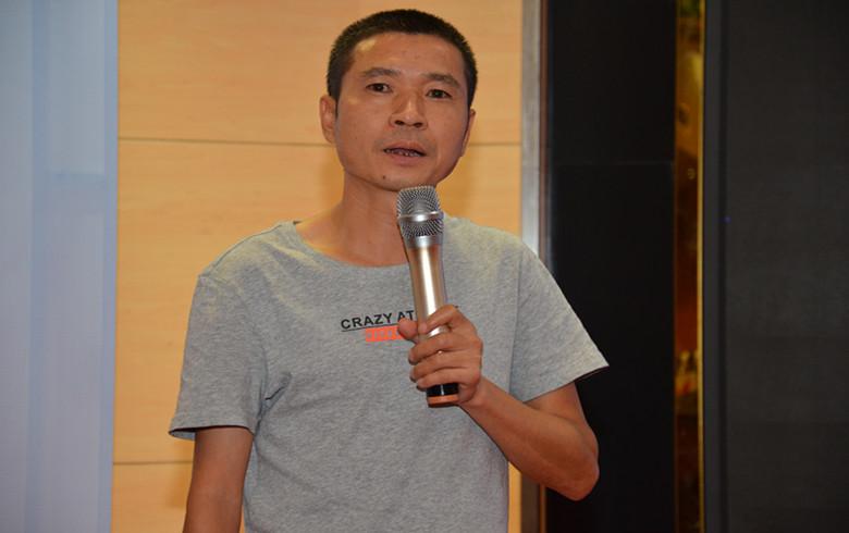 莫贤龙—广西柑橘行业协会特聘专家