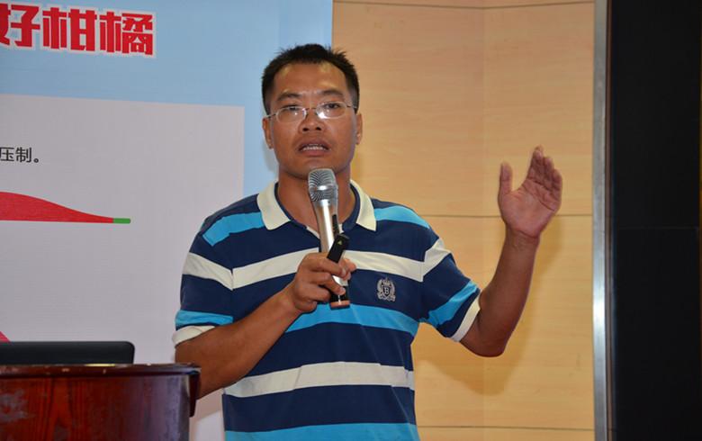 吴理慧—广西柑橘协会特聘专家